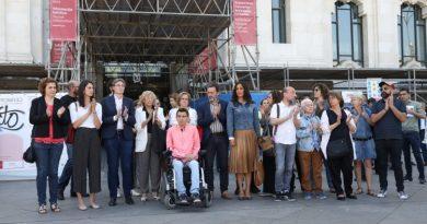 El Ayuntamiento de Madrid convoca un minuto de silencio este viernes en repulsa por el atentado de Barcelona