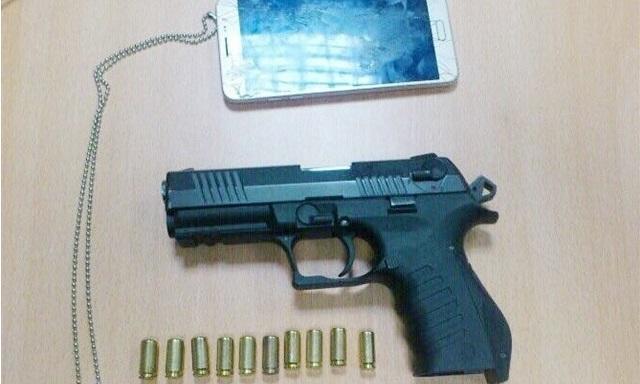 Detenido un hombre tras atracar en Ciudad Lineal a una persona amenazándole con un arma de fogueo
