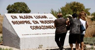 Los afectados por el accidente de Spanair recordarán este domingo a las víctimas en el 9º aniversario