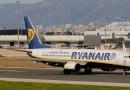 Fomento fija unos servicios mínimos de entre el 35% y el 100% para la huelga en Ryanair