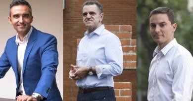 Los candidatos a liderar el PSOE-M debatirán este lunes con un formato de tres bloques