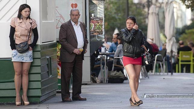 casado prostituta callejera sexo