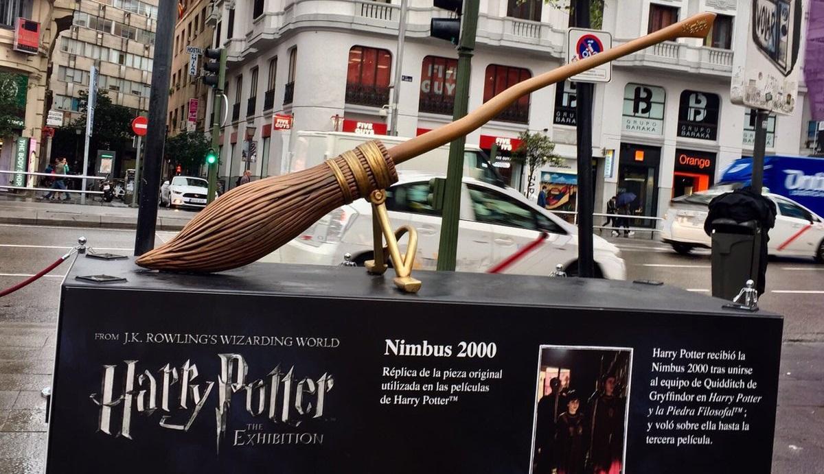 Varias esculturas del universo de Harry Potter llegan a Madrid hasta el 10 de diciembre