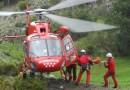 La Comunidad de Madrid aprueba la contratación de dos helicópteros para la lucha contra el fuego