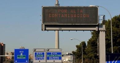Este miércoles los no residentes no podrán aparcar en la zona de parquímetros de Madrid