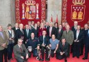 La Real Casa de Correos acoge el acto por el 50 aniversario del Cuerpo de Bomberos de la Comunidad de Madrid