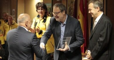 SAMUR-Protección Civil entrega sus premios con motivo del día de su patrona