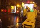 Cuatro personas heridas por arma blanca, dos de ellas graves, tras una pelea en Carabanchel