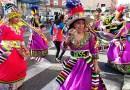 Usera celebra el Día del Migrante con un pasacalles multicultural