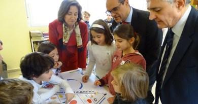 Un proyecto piloto diseñará estrategias de prevención de la obesidad infantil en los colegios madrileños
