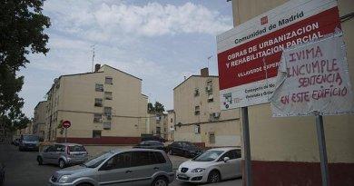 El PSOE exige a Ahora Madrid que cumpla los acuerdos con los vecinos de la Colonia Experimental de Villaverde