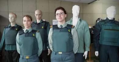 La Guardia Civil presenta en Madrid la incorporación de 920 vehículos y 6.480 chalecos antibala