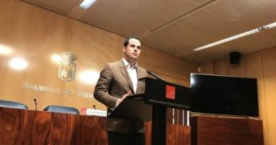 """Ignacio Aguado: """"La propuesta de reforma del Estatuto a un año de las elecciones es una tomadura de pelo"""""""