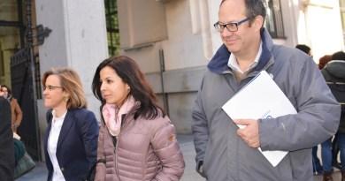 """El PSOE negociará el Presupuesto de 2018 si este """"es aceptado por todo el Grupo de Ahora Madrid"""""""