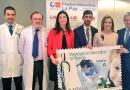 Se presenta en el Hospital La Paz-IdiPaz un sello dedicado a la investigación biomédica