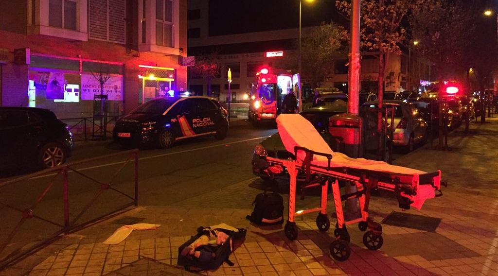 Un muerto, dos heridos graves y dos leves tras una reyerta en el distrito de Usera