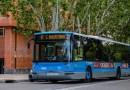 Las líneas universitarias de la EMT de Madrid no circularán en Semana Santa