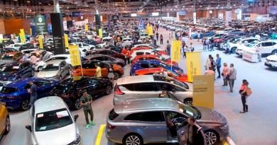 Madrid acoge desde este fin de semana el Salón del Vehículo de Ocasión y Seminuevo