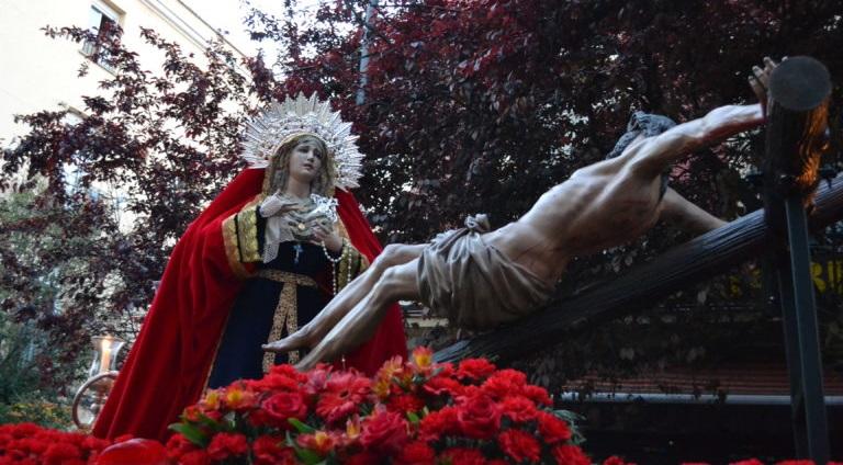 Semana Santa 2018 en Madrid: procesiones del 23 de marzo - Viernes de Dolores (horarios y recorridos)