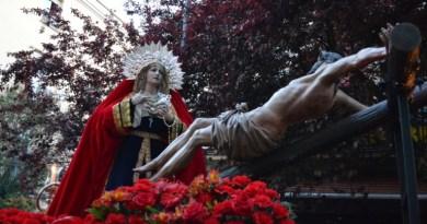 Semana Santa 2018 en Madrid: procesiones del 23 de marzo – Viernes de Dolores (horarios y recorridos)