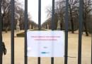 El Ayuntamiento de Madrid cierra El Retiro y los Jardines de Sabatini ante el riesgo de caída de árboles
