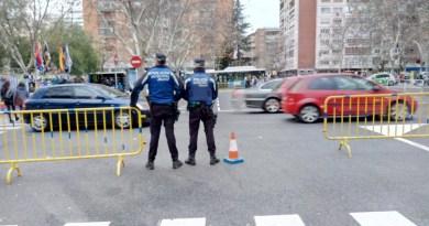 Cortes de tráfico este domingo por la carrera 'Madrid corre por Madrid'