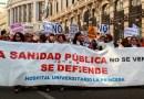 """La 77ª Marea Blanca apuntará al PP y Ciudadanos por """"su papel de verdugos de la sanidad pública"""""""
