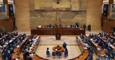 La Asamblea de Madrid aprueba una iniciativa del PSOE para mejorar la Formación Profesional Dual