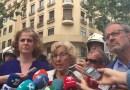 "Manuela Carmena: ""Todo Madrid se solidariza con la familia del fallecido"""
