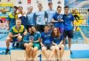 El CD Gredos San Diego vence en el Campeonato de Madrid junior y absoluto de natación