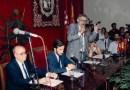 El PSOE celebrará los 30 años de Barajas con una recreación del Pleno de constitución de la Junta Municipal