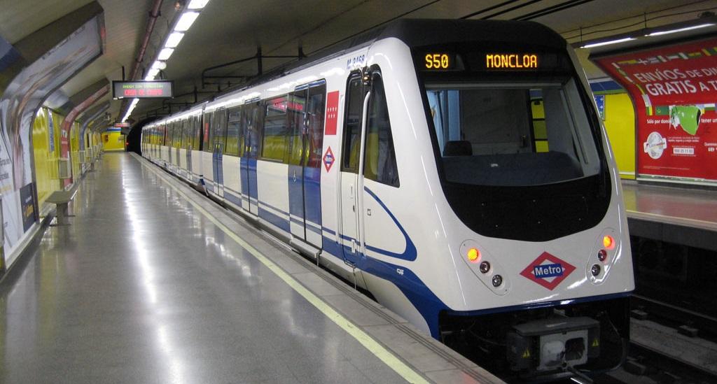 Metro de Madrid comienza la modernización de los trenes de la línea 5 con los primeros serie 3.000