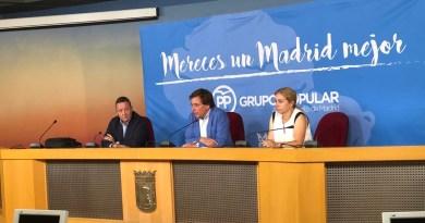"""Martínez-Almeida sobre el archivo del caso Mercamadrid: """"Carmena debería pedir perdón"""""""