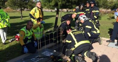 Los accidentes en jornada laboral se han reducido un 1,44% en lo que va de 2019 en Madrid