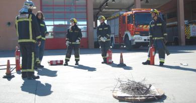 25.315 alumnos madrileños han participado este curso en los talleres de formación en Emergencias
