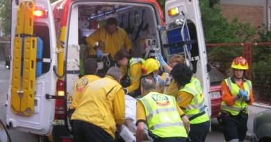 Una bebé de 16 meses muere en Barajas tras ahogarse con la cuerda de una persiana