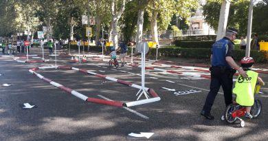 Madrid celebra el Día Sin Coches con actividades para todas las edades