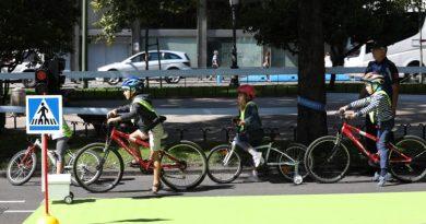 Dos grandes eventos cierran la Semana de la Movilidad en Puente y Villa de Vallecas
