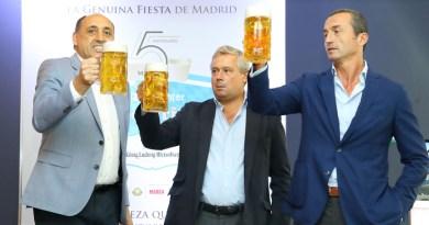 La Oktoberfest de Madrid regresa este jueves al WiZink Center para celebrar su 5º aniversario
