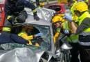 Más del 40% de los conductores fallecidos iba borracho o drogado