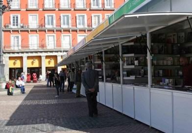La Feria de Editoriales y Librerías de Madrid regresa a la Plaza Mayor