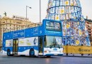 Ya se pueden comprar las entradas para el autobús 'Naviluz' de la EMT de Madrid