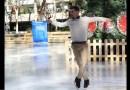 El patinador Javier Fernández inaugura una Pista de Hielo en Azca con su nombre