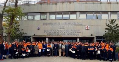 Protección Civil de Madrid podrá incorporar personas con discapacidad como voluntarios