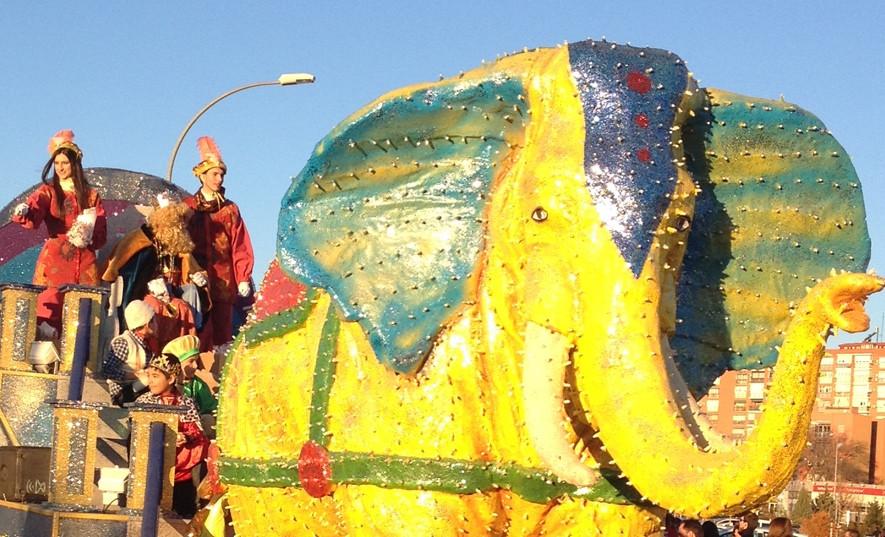 Este será el recorrido y el horario de la Cabalgata de Reyes 2019 de Villa de Vallecas