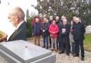 El PSOE de Madrid rinde homenaje a Enrique Tierno Galván en el 33º aniversario de su fallecimiento
