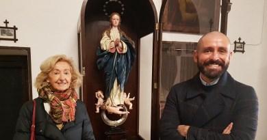 La Comunidad de Madrid recupera dos esculturas del maestro Pedro de Mena en Chamberí