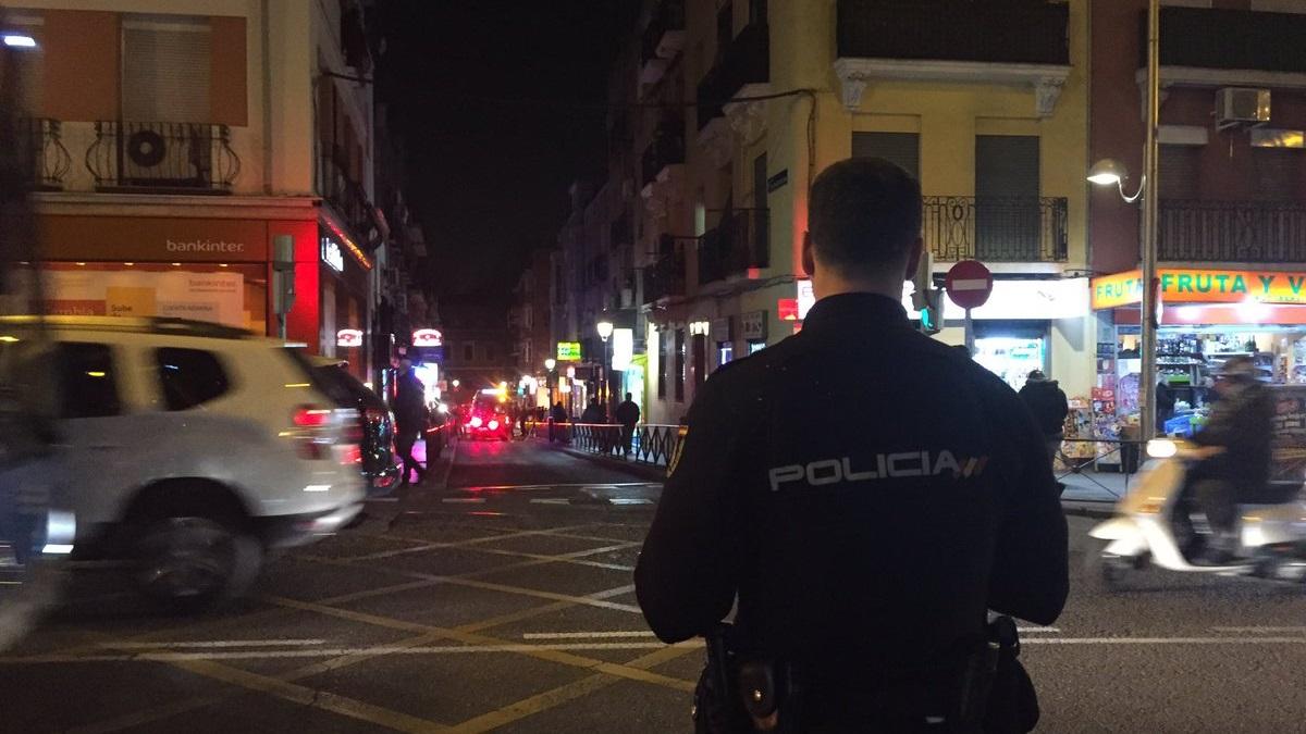 Un hombre de 46 años herido grave tras ser apuñalado durante una reyerta en Puente de Vallecas