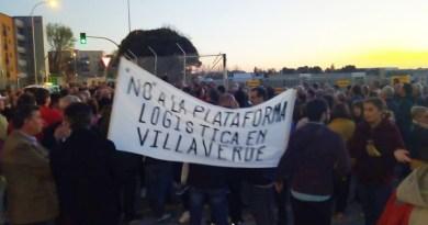 Usera y Villaverde vuelven a manifestarse este martes para pedir soluciones ante la planta logística PALM-40