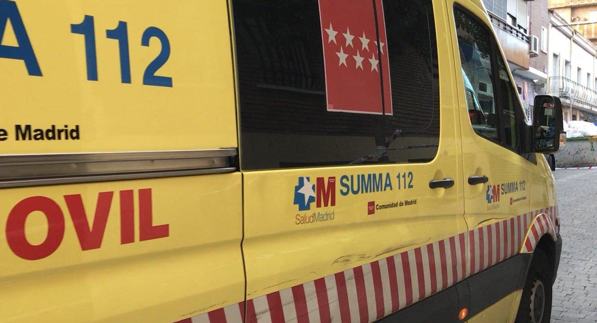 Un joven de 22 años herido grave tras ser apuñalado durante una reyerta en Alcobendas